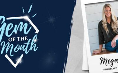 Gem of the Month: Megan Meek